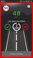 TagAcam live mobile trap alert