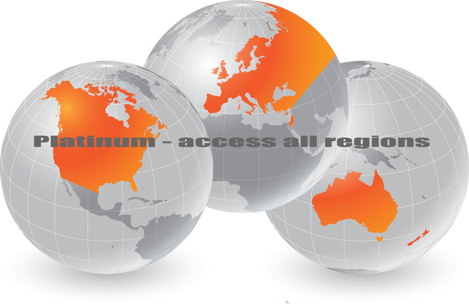 Trinity database Platinum coverage