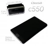 C550 small dimensions