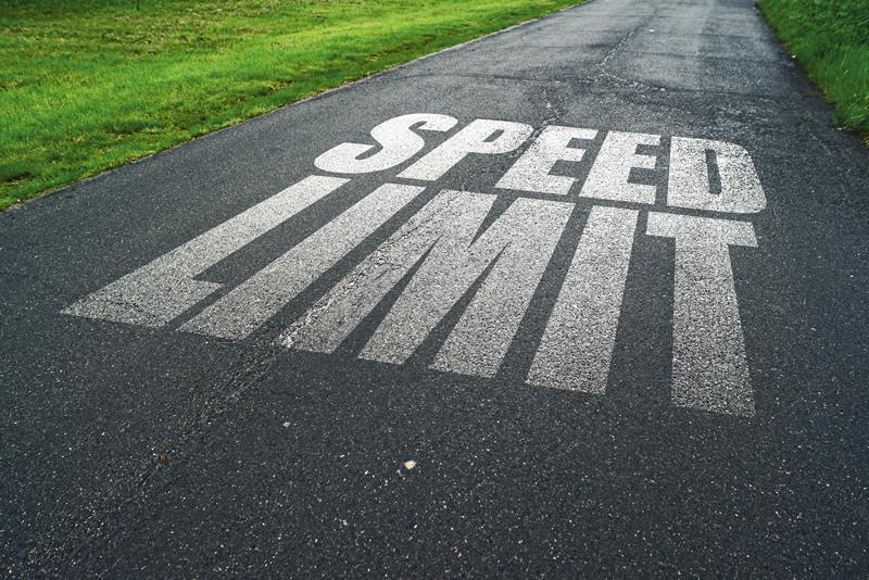 Think speed limit